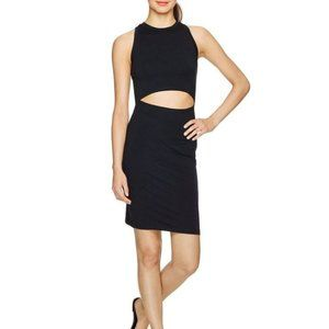Aritzia Wilfred Free Yasmin Dress w/Cut Out